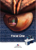 Focal one's brochure